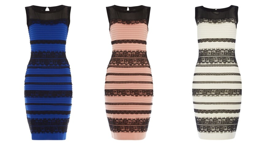 #TheDress, also known as the royal blue lace bodycon dress from Roman Originals, sold out in half an hour Friday morning.