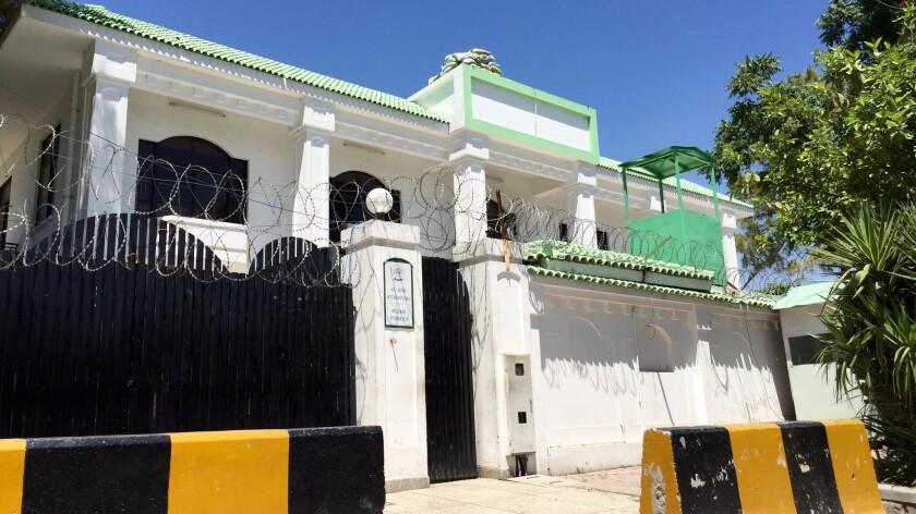 Al-Huda International School in Islamabad.