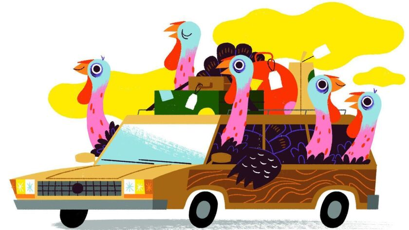 ONE TIME USE - Illustration by Ellen Surrey For the Times for Travel's On The Spot column running No