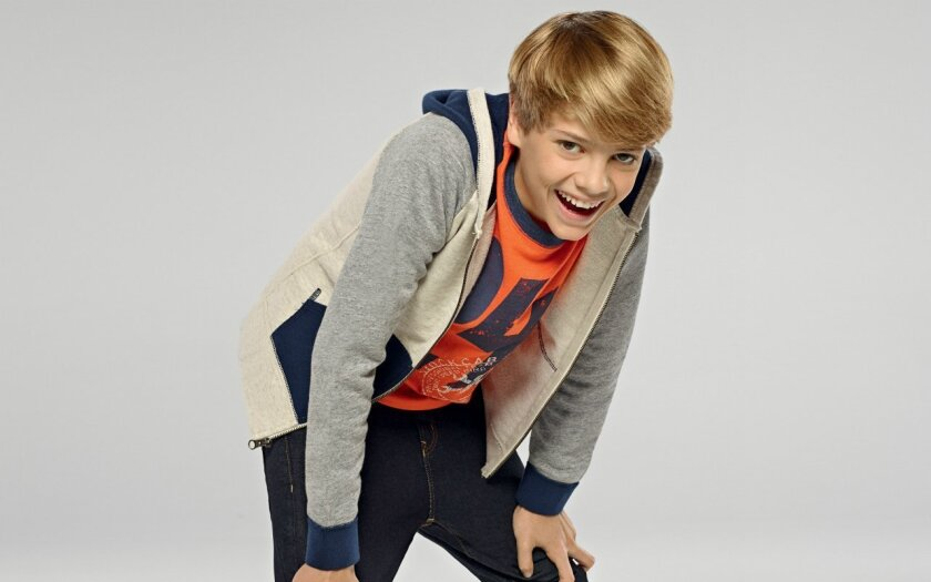 "Jace Norman of ""Henry Danger"""