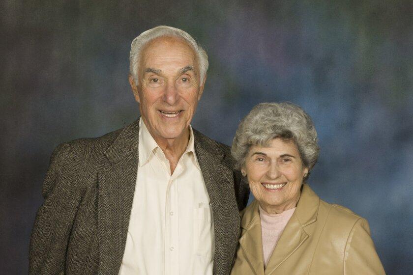 Joyce and Jere Oren Courtesy photo