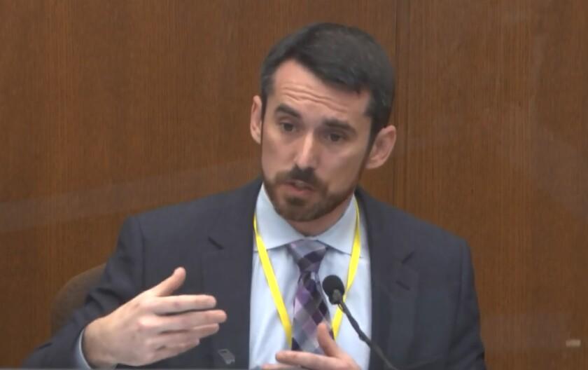 Seth Stoughton testifies