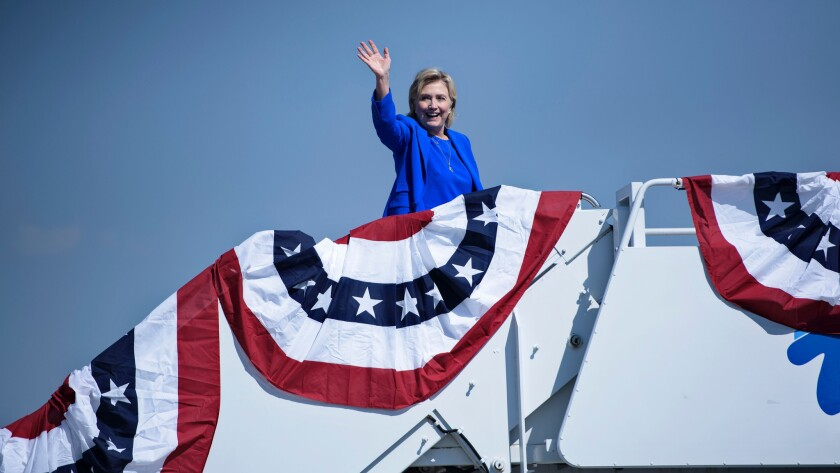 Hillary Clinton's campaign is relying on the grind-it-out mechanics of intensive organization married to the latest in data-driven technology.