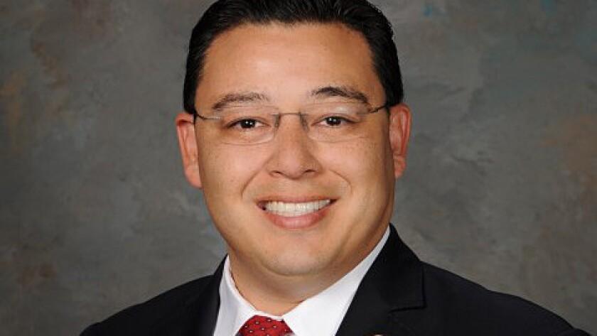 Beaumont Councilman Mark Orozco was elected in November 2014.