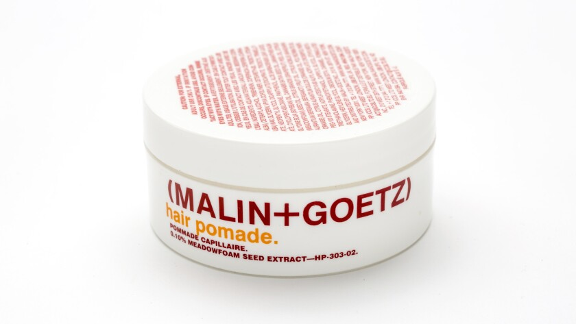 Malin + Goetz Hair Pomade.