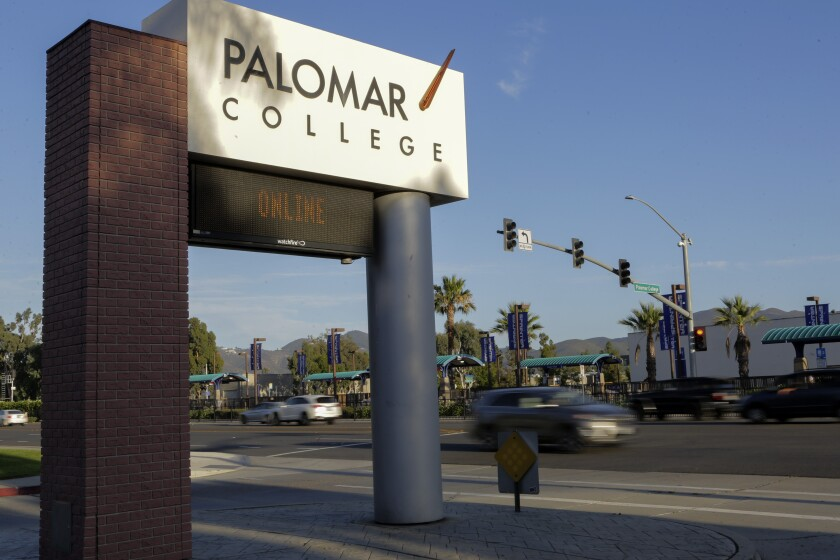 The Palomar College Foundation hosts the college's annual Community Showcase, to be held virtually at 8:30 a.m. Jan. 27.