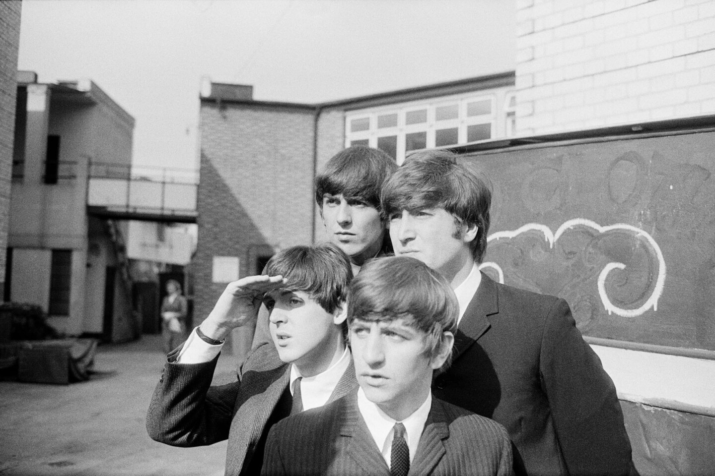 A collection of early photographs of the Beatles taken by Astrid Kirchherr will go on display Leica Gallery from Sept. 7 to Oct. 19.