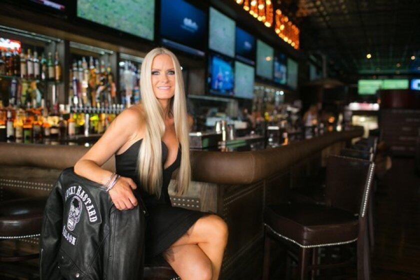 Nicole Dahm Kelly at Lucky Bastard Saloon