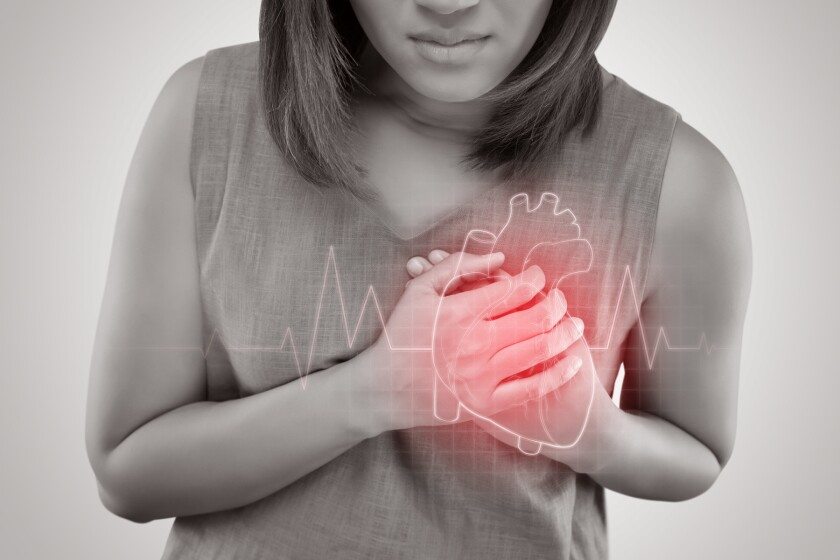 COVID-19 can damage a person's heart and, in some cases, cause death.