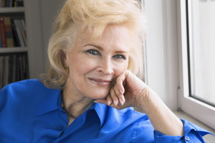"""""""I thought if I am going to write another memoir, I think the only antidote to the narcissism of it is that you are as honest as you are capable of being,"""" said Candice Bergen."""