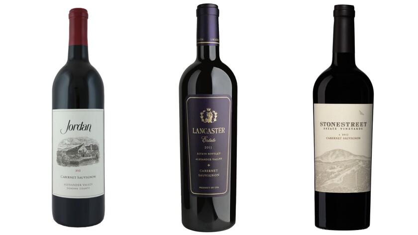 Cabernet wines