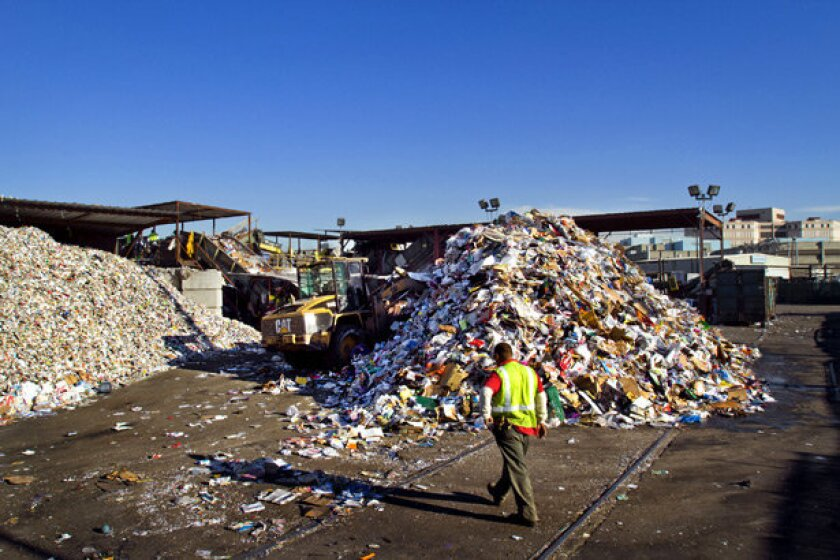 Los Angeles Recycling Center
