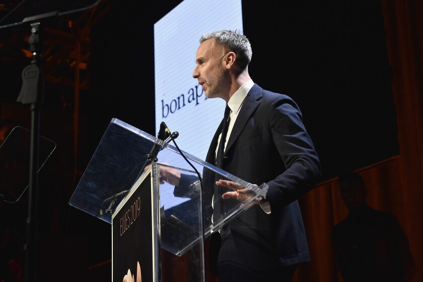 Adam Rapoport resigned this week as editor-in-chief of Bon Appetit.