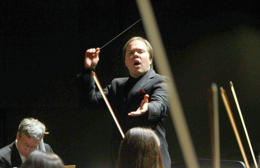 Music review: New West Symphony has reason to celebrate