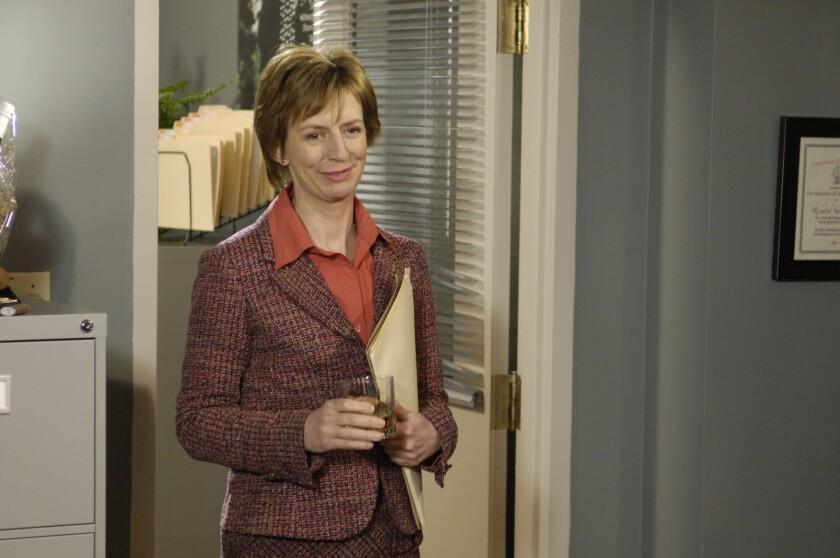 """Susan Coyne in """"Slings and Arrow"""""""