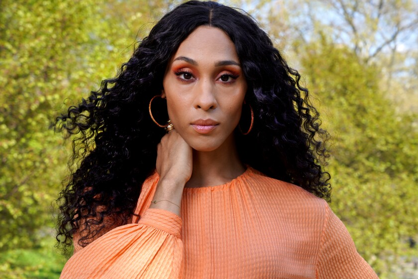 Mj Rodriguez portrays Blanca, Mother of the House of Evangelista.