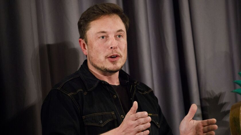 Tesla CEO Elon Musk agreed to relinquish his role as chairman of the automaker for three years.