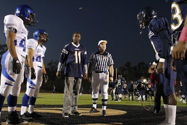 Morse vs San Diego High  10/1/2010