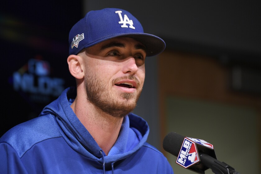 NLDS Nationals Dodgers Preview Baseball