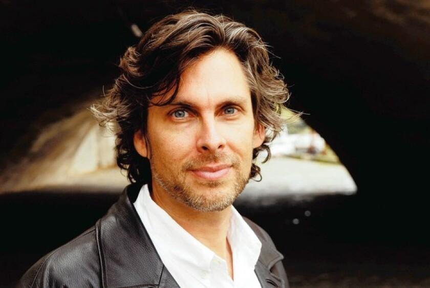 Author Michael Chabon.