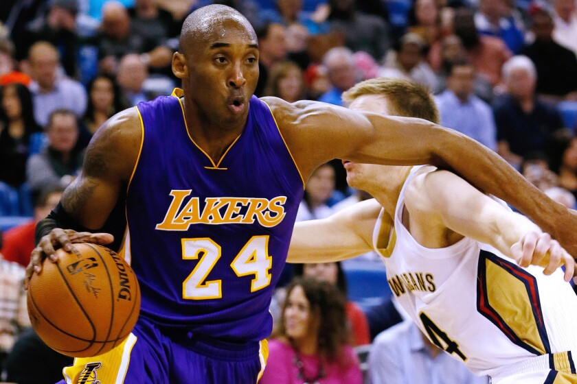 Kobe Bryant, Nate Wolters