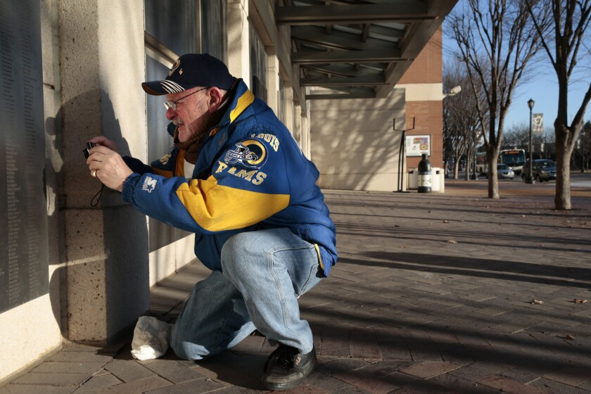 St. Louis giving up on the NFL after loss of Rams