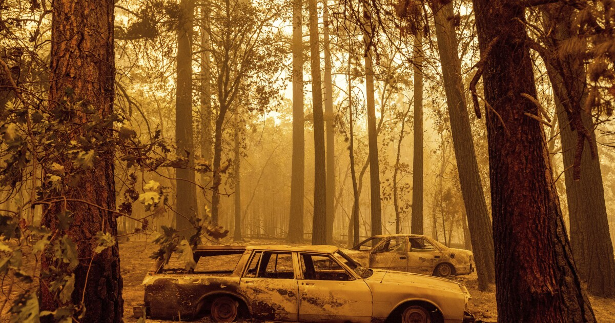Dixie fire scorches nearly 200,000 acres, doubling in size in days