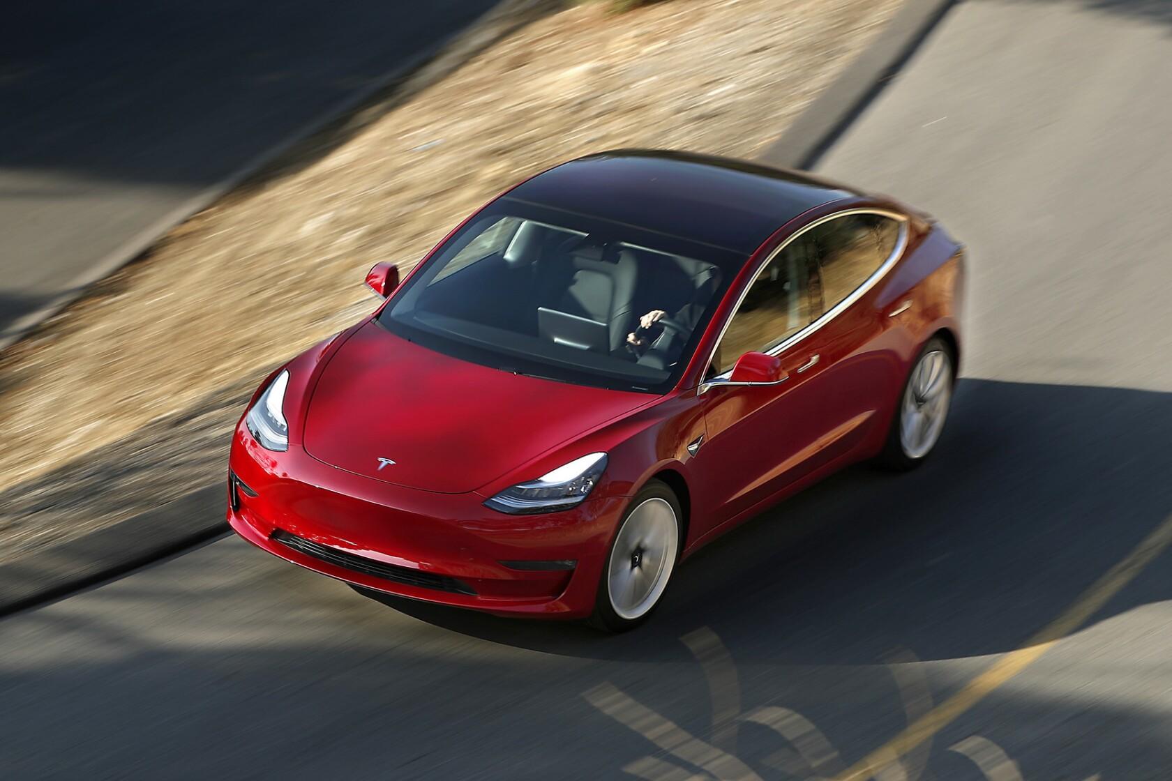 Review: Tesla Model 3: Elon Musk's mass-market car is a