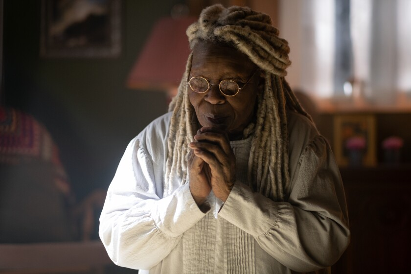"""Whoopi Goldberg in """"The Stand."""""""