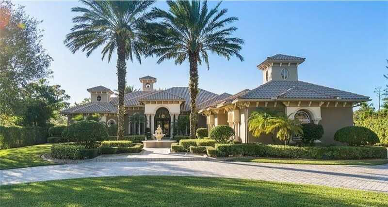 Anthony Rizzo's Florida home | Hot Property