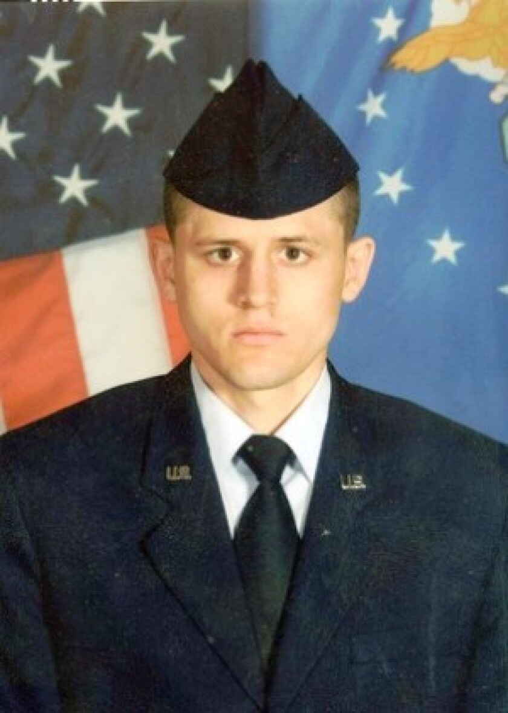 Air Force Airman 1st Class Jacob I. Ramsey, 20, Hesperia