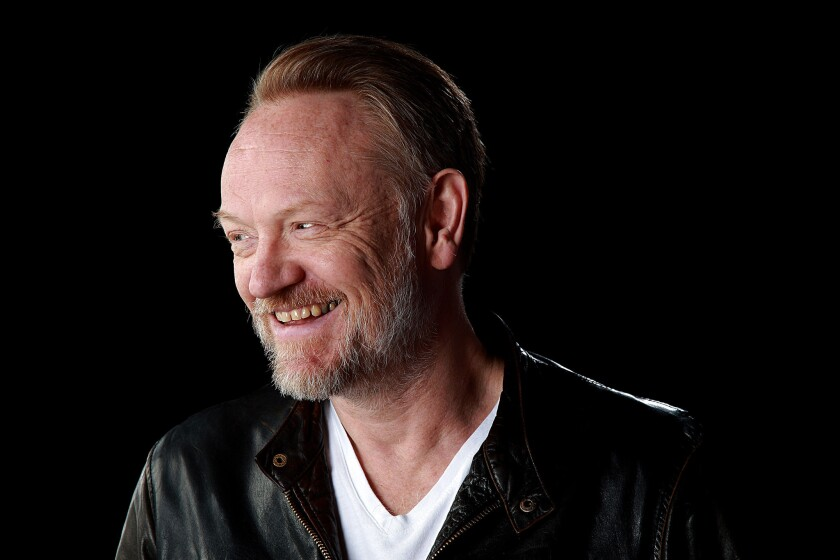 Jared Harris visits the Los Angeles Times Envelope to talk about the industry.