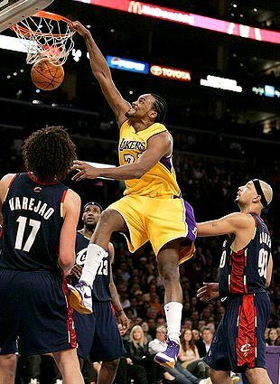 Lakers Ronny Turiaf
