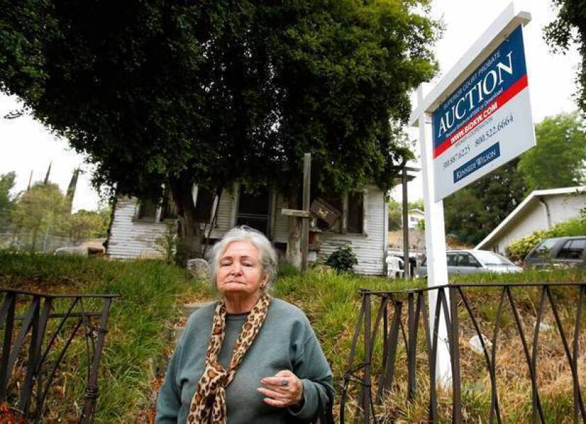 Woman, 78, could lose home in probate confusion