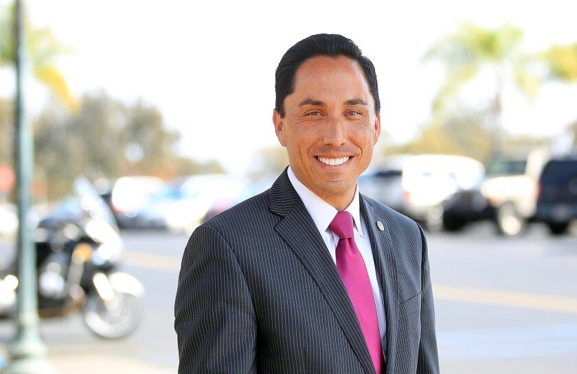 Todd Gloria is a candidate for San Diego mayor.