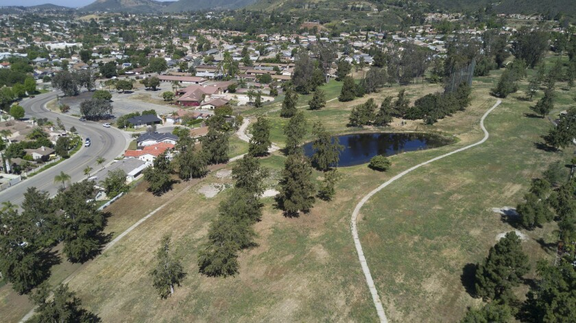 The former Escondido Country Club could become a 380-house development soon following a settlement of a lawsuit, the last hurdle before construction can begin.