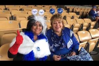 Happy Halloween Dodgers fans!