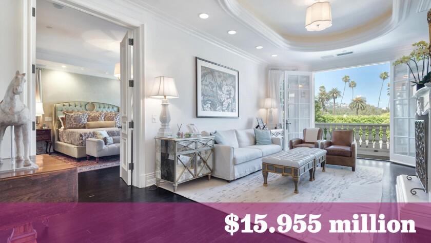 """Shark Tank Australia"" star Andrew Banks has sold his home in Beverly Hills for $15.955 million."