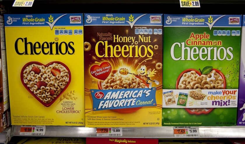 General Mills Inc., the maker of Cheerios, reversed a recent change in its online legal policy that could have required that disputes with consumers be decided in arbitration instead of in court.