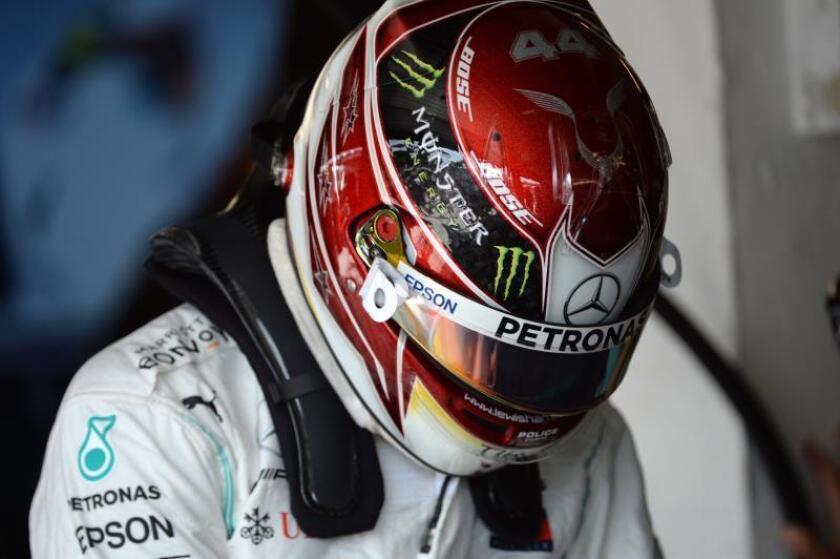 Hamilton delante de Verstappen y Vettel en el último libre; Sainz, noveno