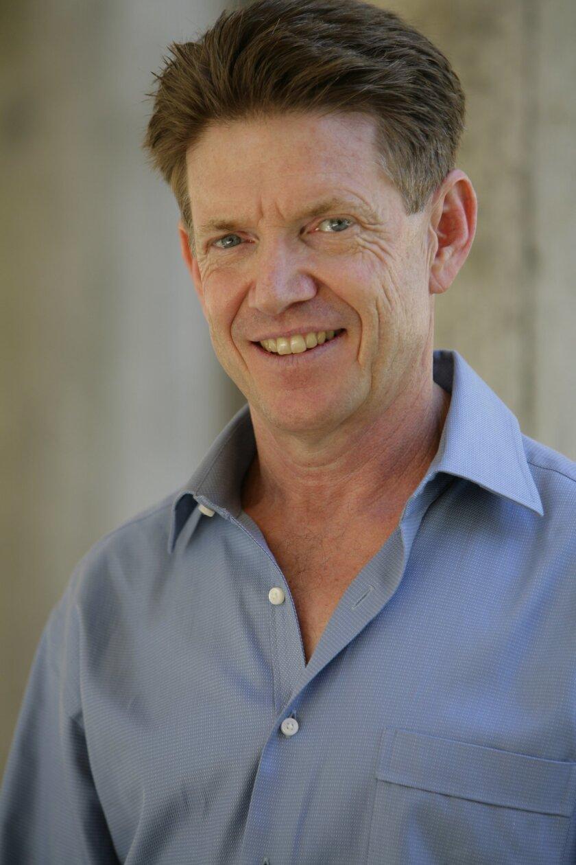 UCSD Associate Dean of Graduate Studies and series founder, Steven Cassedy.