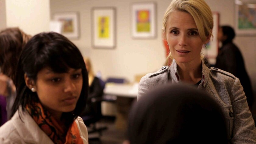 """Written and directed by Jennifer Siebel Newsom, """"Miss Representation"""" exposes how mainstream media contribute to the under-representation of women in positions of power and influence in America."""