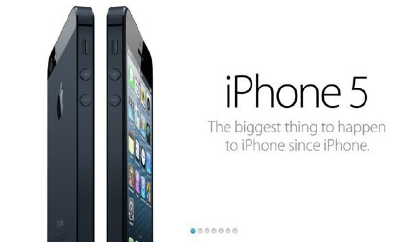 An analyst issued a note lowering his 2013 sales estimates for the iPhone and iPad.