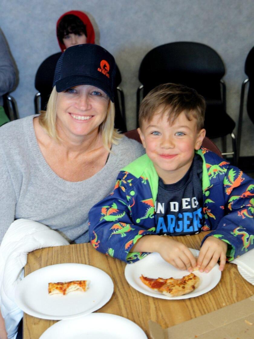 Del Mar Hills Academy STEAM+ Family Night