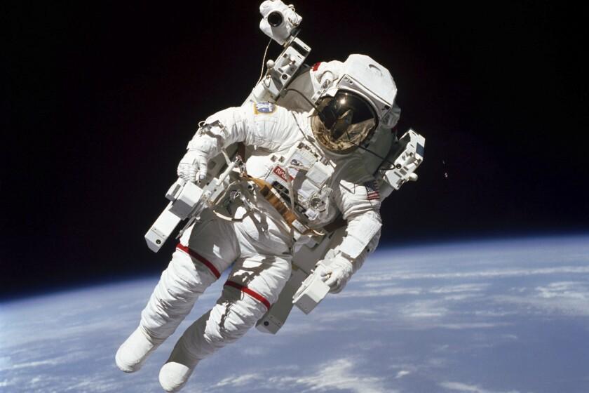 Space New Astronauts
