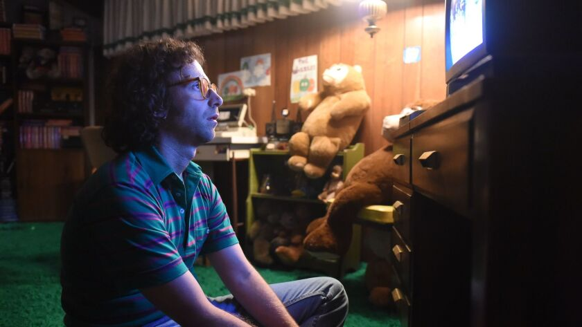 """Kyle Mooney as James Pope in the film """"Brigsby Bear."""""""