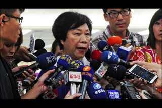 Plane crashes in Taiwan, killing dozens