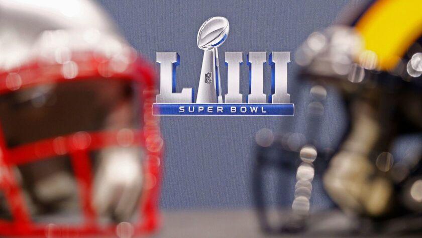 Super Bowl LIII, Atlanta, USA - 30 Jan 2019