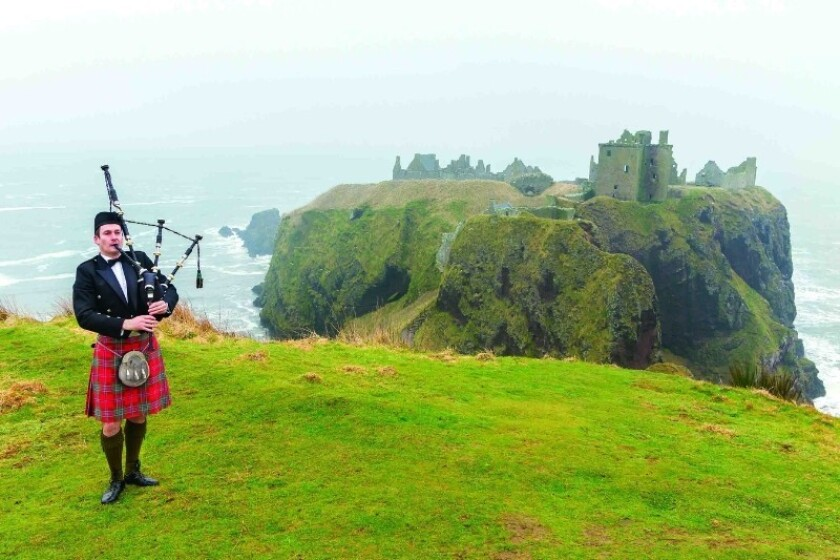 Disney cruises to make first-time visit to Scotland, England and