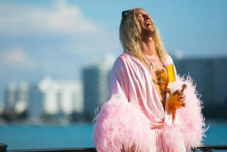 'The Beach Bum' review by Justin Chang